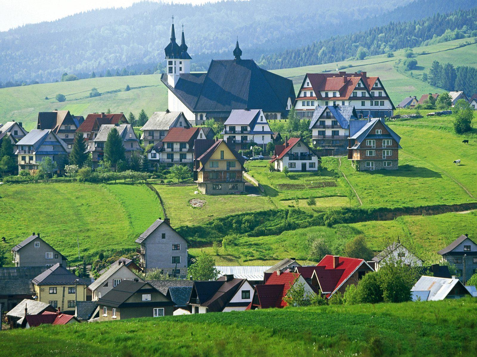 Pieniny_Kluszkowce_Tatra_Mountains_Poland